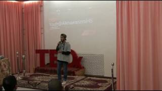 Download Slam Poetry | Elmostafa Haloui | TEDxYouth@AlkhawarizmiHS Video