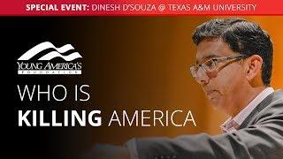 Download Dinesh D'Souza LIVE at Texas A&M Video