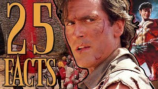 Download 25 Army Of Darkness Facts That You Probably Didn't Know (25 Facts) | Evil Dead Video