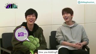 Download [Eng Sub] How NCT and SMRookies join to SMtown Video