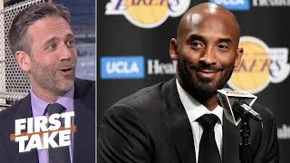 Download Kobe Bryant is ruining the Lakers - Max Kellerman | First Take Video