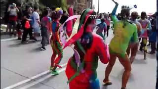 Download cuerpos pintados carnaval mil tambores 2016 Video
