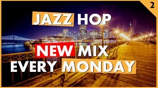 Download Jazz Hip Hop ''Good Vibes Jazzhop'' Mix by Groove Companion # 2 Video