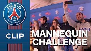 Download MANNEQUIN CHALLENGE PARIS SAINT-GERMAIN #mannequinchallenge Video