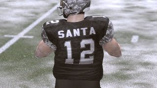 Download LOL! 7 FOOT SANTA CLAUS AND HIS 99 SPEED TINY ELVES! Madden 17 Ultimate Team Gameplay Video
