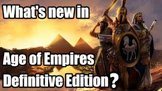 Download What's new in Age of Empires Definitive Edition? Video