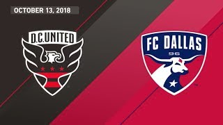 Download HIGHLIGHTS: FC Dallas 0, D.C. United 1 Video