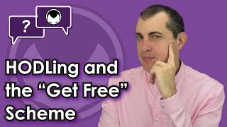 Download Bitcoin Q&A: HODLing and the ″get free″ scheme Video