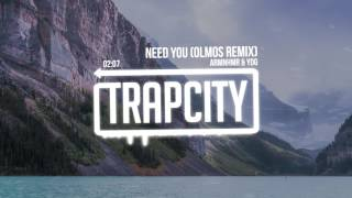 Download ARMNHMR & YDG - NEED YOU (Olmos Remix) Video