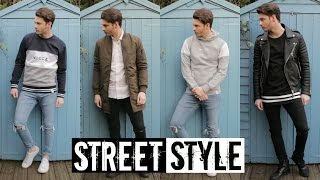 Download How To Style StreetWear | Mens Street Style Fashion & Trends 2016 Video