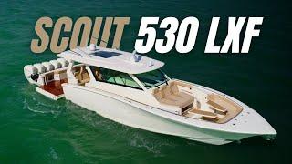 Download Walk-Through: Scout 530LXF | 6 Mercury 400s Video