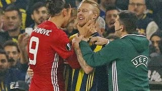 Download Zlatan Ibrahimovic - Best Fights & Angry Moments | 2016/2017 HD Video