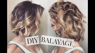 Download DIY Balayage (Teasing Method) Video