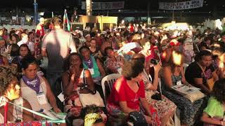 Download World Water Day: Brazilian and global water justice activists march Video