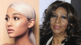 Download Ariana Grande Fans COMPLAIN That Aretha Franklin's Death Will Hurt 'Sweetener' Release Video