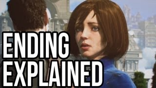 Download Bioshock Infinite ENDING EXPLAINED! (Complete Analysis) Video