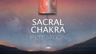 Download Sacral Chakra Healing Wind Chimes Meditation | Feel Sense of Beauty Within and Around You Video