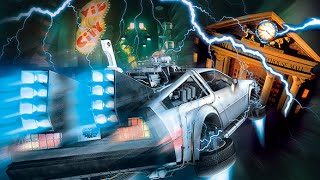 Download Back To The Future: The Ride @ Universal Studios Florida Full Ride Through Video