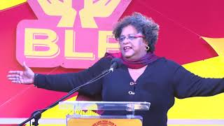 Download Mia Mottley at Public Meeting in Checker Hall, St. Lucy Video