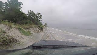 Download Fernandina Beach hurricane Matthew aftermath Video