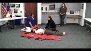 Download EMT/EMR Long Spine Board Skill Station 2012 Video