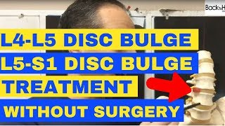 Download L4-L5 and L5-S1 Discs Bulge Treatment without Surgery   Chiropractor in Vaughan Dr. Walter Salubro Video