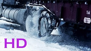 Download Extreme truck drivers in the snow! ᴴᴰ Video
