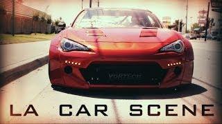 Download LA Car Scene Video