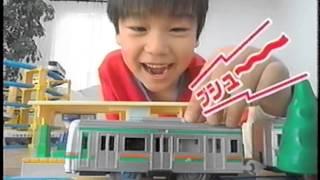 Download 【CM】サウンドプラレール サウンドE231系近郊電車/サウンド223系新快速【2003年】 Video