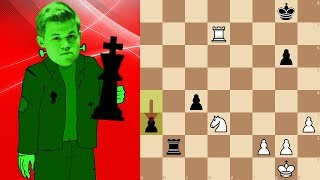 Download World Champion Magnus Carlsen playing bullet chess | Lichess.org Titled Arena 4 Video