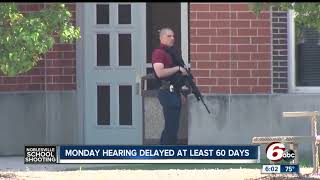 Download Noblesville school shooting suspect's attorney requests more time before hearing Video