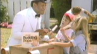 Download 1983 Jell-O Pudding Pops Commercial with Bill Cosby Video