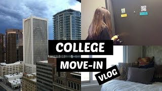 Download COLLEGE FRESHMAN MOVE-IN VLOG 2017 Video
