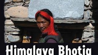 Download Himalaya Bhotia, between Nepal and Tibet Video
