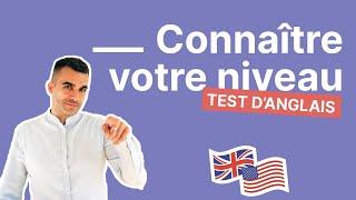 Download Faites ce simple test pour connaître votre niveau d'anglais Video