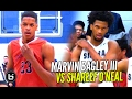 Download Marvin Bagley III vs Shareef O'Neal! Sierra Canyon vs Crossroads League Championship Highlights!! Video