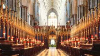 Download Zadok the Priest — Choir of Westminster Abbey Video