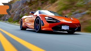 Download The McLaren 720s Is The Closest I've Come To Driving A Spaceship On The Street Video