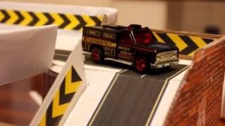 Download DIY Garage for Hot Wheels or Matchbox sized cars - 11 Dec 2015 Video