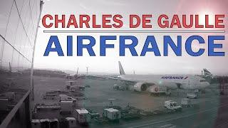 Download AEROPORTO Charles de Gaulle e voando com a AIRFRANCE Video