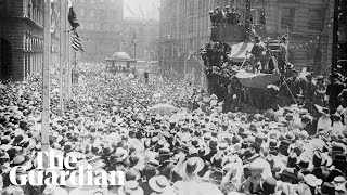 Download How the 1918 Armistice was celebrated in Australia Video