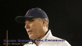 Download Park Crossing: Road to State 2016 (Round 2 vs Bessemer City) Video