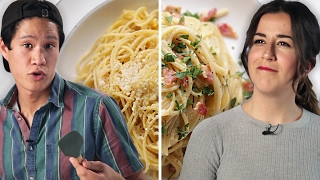 Download Pasta Carbonara - Can You Cook This Right? Video