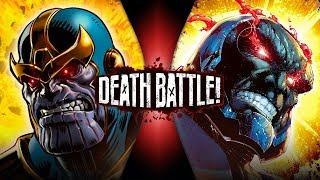 Download Thanos VS Darkseid (Marvel VS DC) | DEATH BATTLE! Video