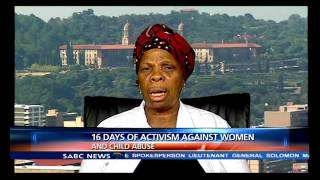 Download 16 Days of Activism against women and children abuse: Sakina Mohamed Video