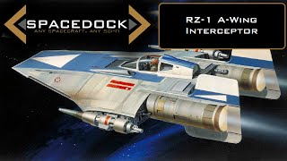Download Star Wars: RZ-1 A-Wing (Legends) - Spacedock Video