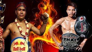 Download រឿង សោភ័ណ្ឌ Vs សុីងមុន្នី, Roeung Sophorn, Cambodia Vs Singmanee, Thai, Khmer Boxing 23 Feb 2019 Video