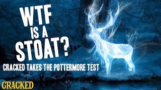 Download WTF Is A Stoat? Cracked Takes The Pottermore Test Video
