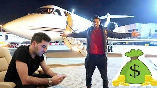 Download TRAVELLING WITH A BILLIONAIRE !!! Video