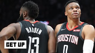 Download The Rockets are facing a first-round playoff exit if they don't find a center – Damon Jones | Get Up Video